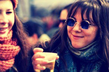 Zewnętrzne oznaki alkoholizmu u kobiety